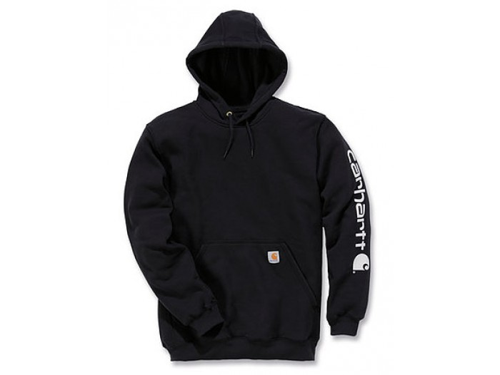 Logo hodded sweat