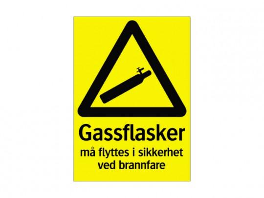 gassflaske