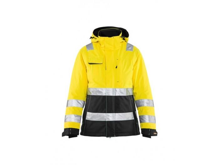 Blåkläder vinterjakke dame 4872