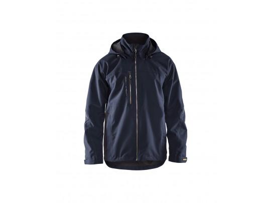 Blåkläder 4790 skalljakke marine (1)